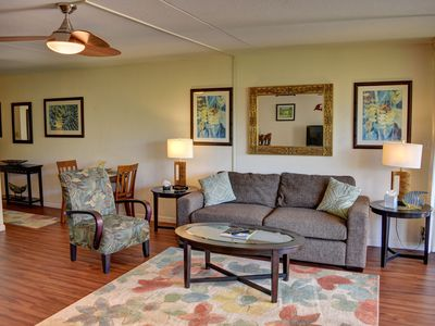 Photo for Enjoy Your Maui Experience In this Newly Renovated Condo (KAK A303)
