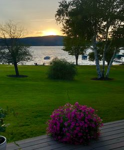 Photo for Beautiful carriage house on Newfound - Perfect Lake Getaway!