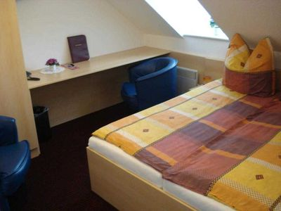 Photo for Double rooms - restaurant and hotel Bierstubl