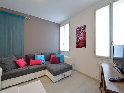 Photo for Rialto Deluxe Apt. 3 - Apartment for 7 people in Venice