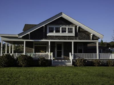 Photo for Elegant Sakonnet Point bungalow. Single week available in July and August!