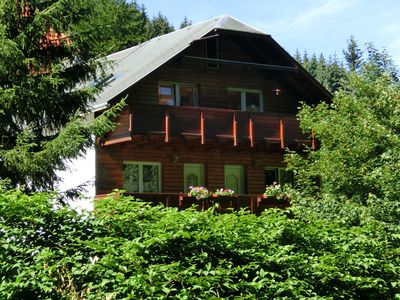 Photo for Holiday home in Thuringia with two living areas, a balcony and garden
