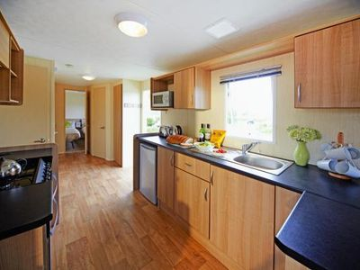 Photo for Mobile Homes Haven Seton Sands, East Lothian  in Lothian - 8 persons, 3 bedrooms