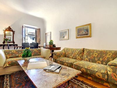 Photo for Lamberti Suite apartment in Duomo with WiFi & integrated air conditioning.