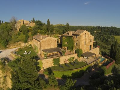 Photo for Luxury villa in the heart of Tuscany