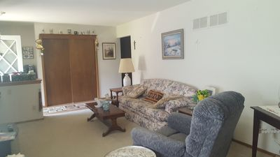 Photo for 3 Bedroom ranch 20 min from Erin Hills