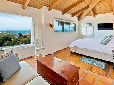 20% OFF OCT - Spanish Style Home w/ Expansive Ocean View& Steps to Beach