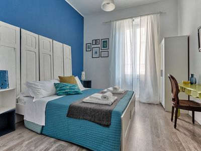 Photo for A + Bed and Breakfast_ Robin Blue Room