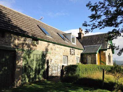 Photo for Moalnaceap Cottage, Nr Inverness, Ideal for exploring the Highlands