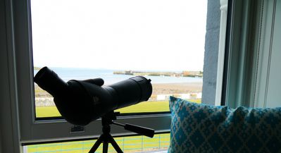 Photo for The View is on the front at Garlieston with lovely sea views