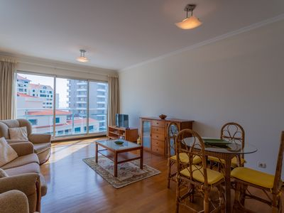 Photo for Funchal Balcony Apartment with Sea View
