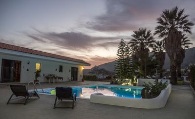 Photo for Ocean View Villa with Tropical Garden, Swimming Pool & BBQ
