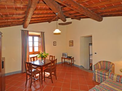 Photo for 2 bedroom Apartment, sleeps 4 in Borgo a Giovi with Pool and WiFi
