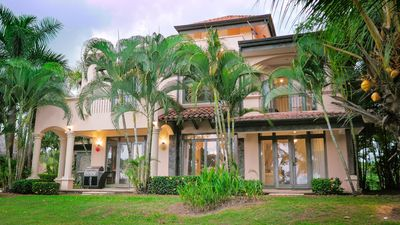 Photo for C1: X-LARGE HOME, OCEAN VIEWS~CONCIERGE~POOL~TOP TERRACE~PINGPONG~COOL BREEZES!
