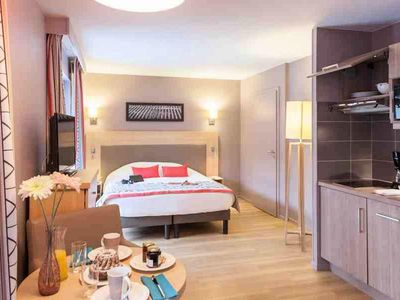 Photo for Residence Pierre & Vacances La Petite Venise *** - Hotel Suite 2 people - Standard