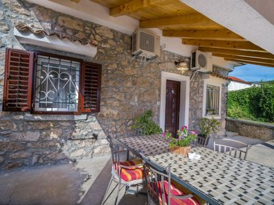 Photo for Vacation home Koralj in Rijeka - 8 persons, 3 bedrooms