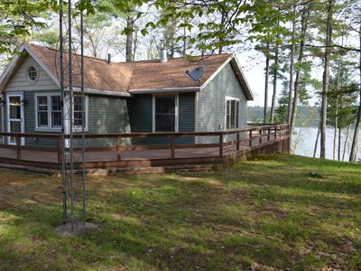 Photo for 4BR House Vacation Rental in Woodruff, Wisconsin