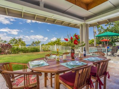 Photo for Ocean View | Private | AC | Child Friendly | Salt Water Pool | Starts at $366/nt