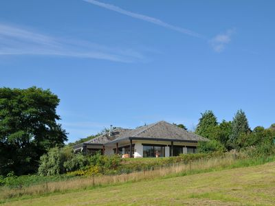 Photo for Cozy Holiday Home in Somme-Leuze with Sauna