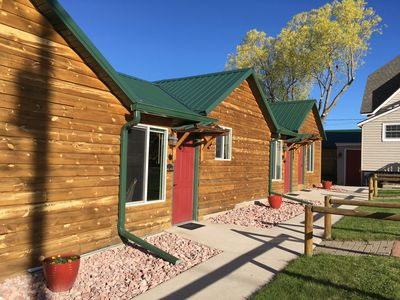 Photo for Beautiful Cabin only 2 blks from Downtown Custer