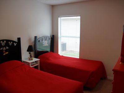 Photo for Comfortable 4 Bedrooms With Pool Near Disney in Emerald Island Resort