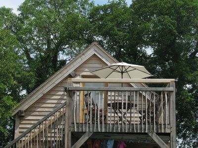Photo for Modern Timber Framed 1 Bedroom Studio Apartment In Rural Location Perfect For 2