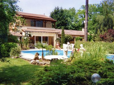 Photo for Holiday Home in Lamonzie-Montastruc with Garden