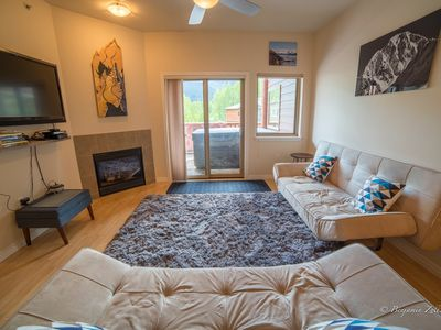 Photo for Top Floor Luxury Girdwood Condo w/ Awesome View & Hot Tub