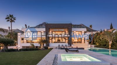 Photo for Villa Mozart is a luxurious one of a kind Villa located in Marbella