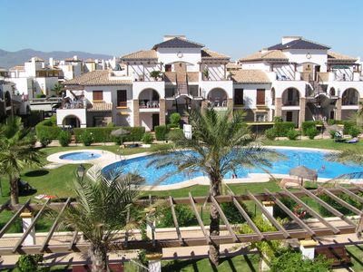 Photo for Al Andalus Residencial penthouse JJ 1 bedroom, WIFI