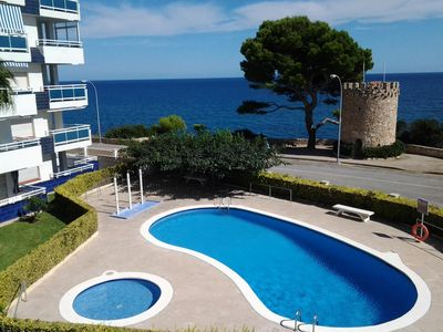 Photo for Holiday apartment Miami-Platja for 1 - 6 persons with 2 bedrooms - Holiday apartment