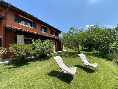 Photo for Villa in the heart of the Langhe