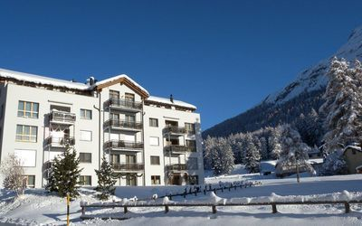 Photo for 3BR Apartment Vacation Rental in St. Moritz
