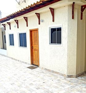 Photo for House with 2 bedrooms 500m from Praia do Forte.