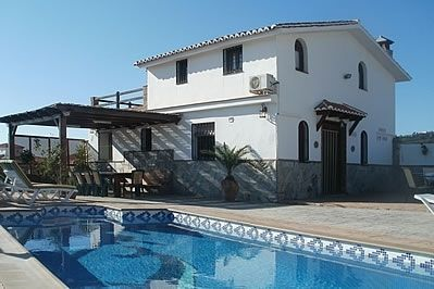 Photo for Torrox Villa, Sleeps 6 with Pool and Air Con