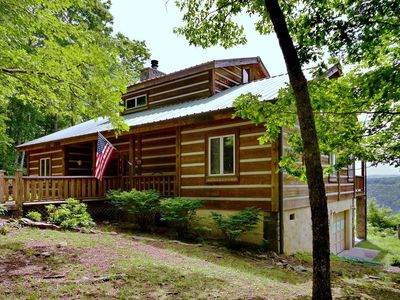 Photo for *New Listing: Moose Mountain Cabin - A cozy get-away in the Blue Ridge Mountains