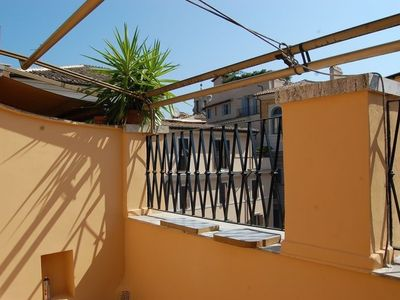 Photo for Apartment in the center of Rome with Air conditioning, Terrace (441931)