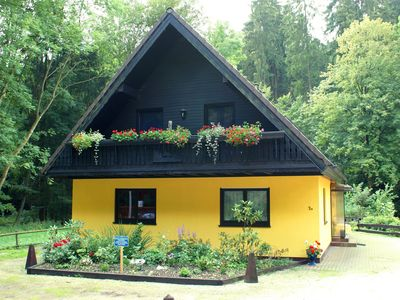 Photo for Vibrant Cottage near Ski Area in Steina