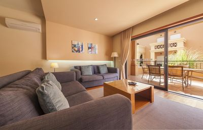 Photo for LuzBay II apartment in Praia da Luz with WiFi, air conditioning, private terrace, balcony & lift.