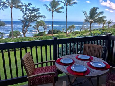 Photo for Beautiful 2 Bed & 2 Bath Oceanfront Condo