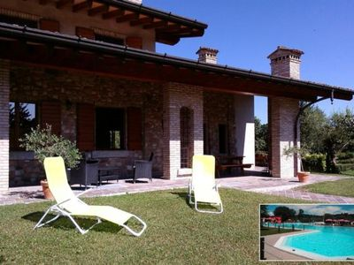 Photo for Monzambano house for 6 - 7 people with 4 bedrooms - Holiday home