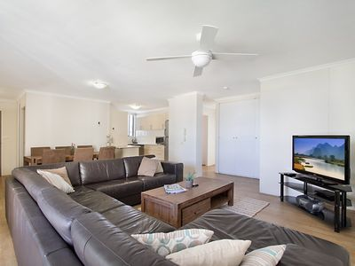 Photo for Centre Court 24 Kirra - Kirra Beachfront