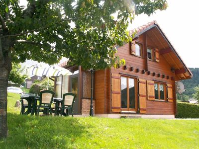 Photo for 2BR Chalet Vacation Rental in Gérardmer, Grand Est