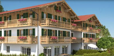Photo for R6 Tegernsee - Apartment TOP 7 upstairs