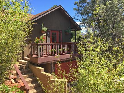 Photo for Quiet West Sedona Location with Hot Tub and Comfortable Outdoor Spaces