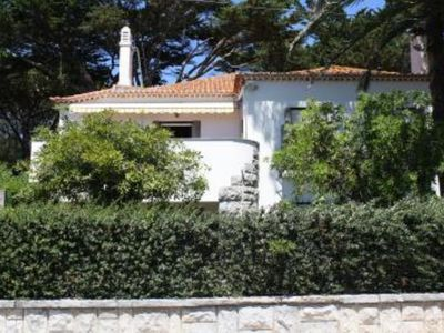 Photo for Villa by the beach with garden - Estoril Coast - Lisbon
