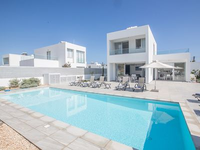 Photo for Villa Kylee, Fabulous 5BDR Protaras Villa with private pool, close to the beach