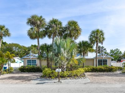 Photo for STEPS TO THE BEACH!! ADORABLE ISLAND VILLA! PRIVATE HEATED POOL!