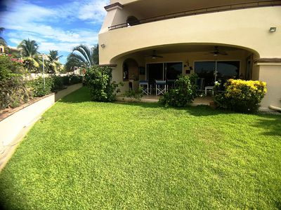 Photo for Spacious & Light Ground Level Walk Out at El Anclote