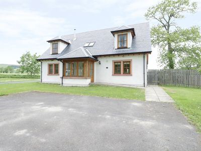 Photo for HOLLY HOUSE, pet friendly, with open fire in Alyth, Ref 943845